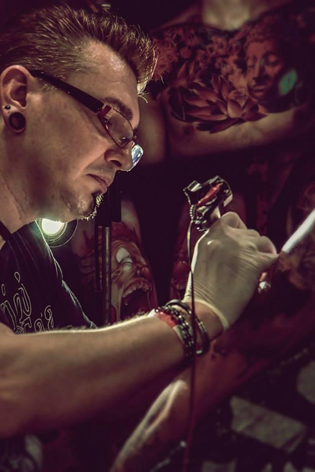 Mad Joe Tattoo tetoválás piercing testékszer tetkó