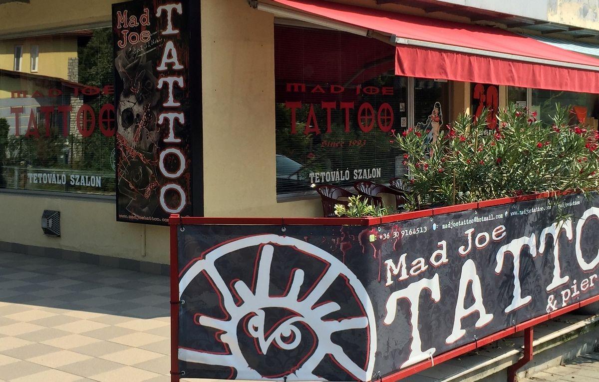 tetováló szalon tattoo stúdió tattoo tetkó Balatonföldvár